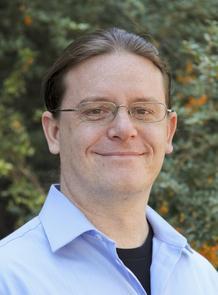 MSE Assistant Professor Robert Erdmann